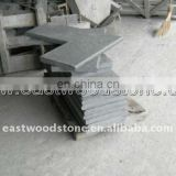 black granite coping stone square coping corner