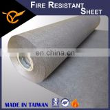 Strong Fire Resistant Block The Flame Intumescent Sheet