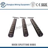 piston rock splitter|Piston rock separation equipment for large pore size high tonnage split