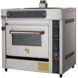 Commercial Single Gas Deck Oven 1 Deck 2 Trays All S/S Cake Bakery Oven Sale FMX-O20R