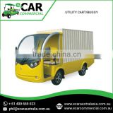 High Quality Best Brand Selling 2 Seat Electric Mini Utility Truck (LT-S2.Ahy) for Industrail use