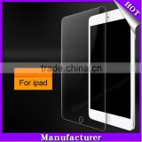 For ipad mini tempered glass,for tablet tempered glass screen protector,0.3mm tempered glass