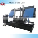 Automatic Cutting Saw Machine Bandsaw Cut Cast Iron Steel Wood GS500