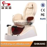 2016 New style luxury pedicure spa massage chair for nail salon/luxury pedicure chair spa