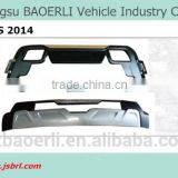 Car accessories Front and rear Bumper for Renault Koleos 2014