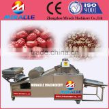 Dates core pitting and dried dates slicing machine from fruit process machines