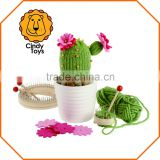 Wooden Craft Circular Knitting Looms 3 pcs for Kids