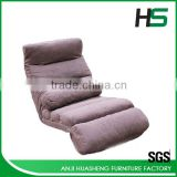 Foldable folded lazy boy recliner chair