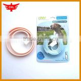 High quality TPR dog leashes and collar , mosquito repellent dog leashes and collar