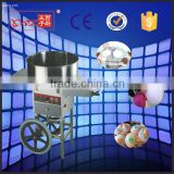 Industrial electric cotton candy floss machine on sale                                                                         Quality Choice