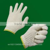 BEST PRICE Manufacturer Made in VIETNAM 100% cotton industrial gloves working gloves garden gloves comfortable glove
