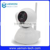 Security & surveillance HD wifi camera one key setup, micro SD card slot (up to 64Gb)