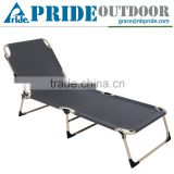 Durable Oxford Cloth Adjustable Outdoor Plastic Chaise Selling Price Of Folding Lounge Chair                                                                         Quality Choice