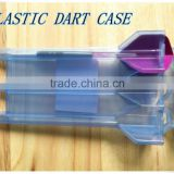 2015 Hot Sell, Easy Carrying and Durable Plastic Dart Cases For Three Darts