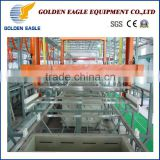 Golden Eagle New Products Zinc Plating Plant Machine equipment barrels