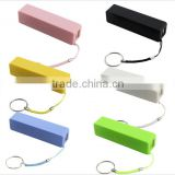 New 2600mAh perfume mini Power Bank universal USB External Backup Battery for iPhone 4s 5 5c 6 Mobile power for samsung s3 s6
