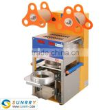 Cheapest semi-automatic digital jelly and paper cup filling and sealing machine                                                                         Quality Choice
