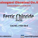 high quality ferric chloride liquid 41% min with factory price (FeCl3)