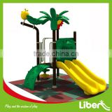 kid woods series outdoor playground equipment,outdoor adventure playground equipment LE.SL.014
