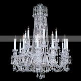 Brilliant hot sale lead bohemia crystal mobile chandelier