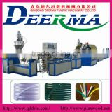 PVC fiber braided hose making machine