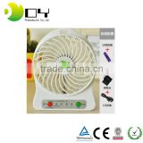 Colorful portable ventilation fan , rechargeable mini Fasion usb fan ,young people 's favorite