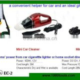 mini portable car washer for car washing, windows, floorboard, air-condition,spray flowers