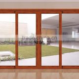 Heavy Duty gate door sliding double glazed door for House