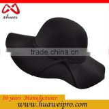 Made in China Custom Women Church Hats Wholesale Wool Felt Hats