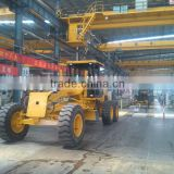 GR180 XCMG 180HP motor grader with Shanghai diesel engine ZF transmission hot for exporting