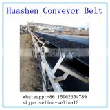 EP 500 Long-distance portable troughed belt conveyor with low-friction roller from china