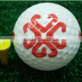 high quality, cheap ,golfballs, two picec practice golf balls
