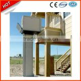Wheelchair disabled scissor lift home hydraulic elevator