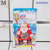 hot sale water ring game toys Santa Claus water game toys for kids