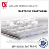 five star hotel mattress protector/comforter pad/mattress cover