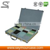 Quartz Sample Case Modular Granite Countertops Box Chinese Display Case