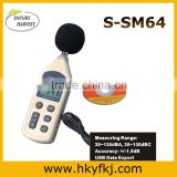 best price for digital display noise and sound level meter