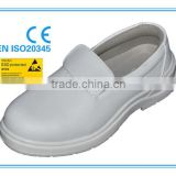 EN ISO 20345:2011 microfiber leather upper PU outsole steel toe cap water proof safety shoes