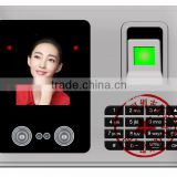 Cheapest Face610 Face Recognition Time Attendance System with Fingerprint