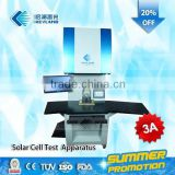$8500 to $11500 solar simulator with 200*200mm/0.1w-5w effective test range