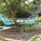 Acapulco garden set, rattan patio furniture, leisure bistro set
