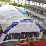 Giant inflatable outdoor frame tent , sport tent