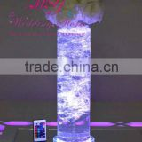 MINKI Multi color led base lights for vases with remote control