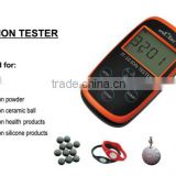9V battery Negative ion fabric tester, anion powder, High Performance GM Ion Detector