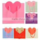 paper gift bag , paper bag printing , craft paper bag with your logo in factory price