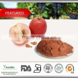 Natural Grape seed/Skin/Leaf Extract opc 95% Proanthocyanidins