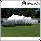 Elastic fabric stretch wedding tents, carnival party tents for large event tents