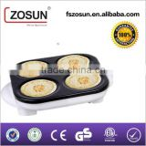ZS-401 4PCS Non-stick hot plate Mini Crepe Maker