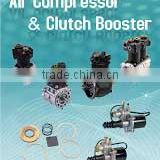 Truck Air Compressor Parts & Clutch Booster