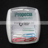 Magnetic Plastic Paper Clip Holder